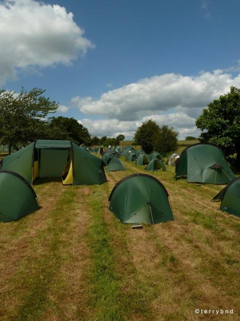 Terra Nova tents 2013